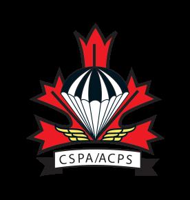 Canadian Sport Parachuting Association Logo