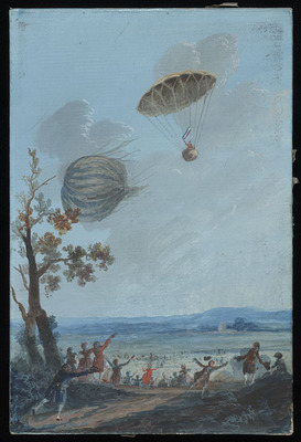 History of Parachuting and CSPA