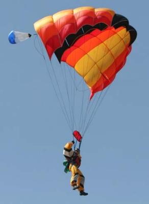 History of Parachuting and CSPA